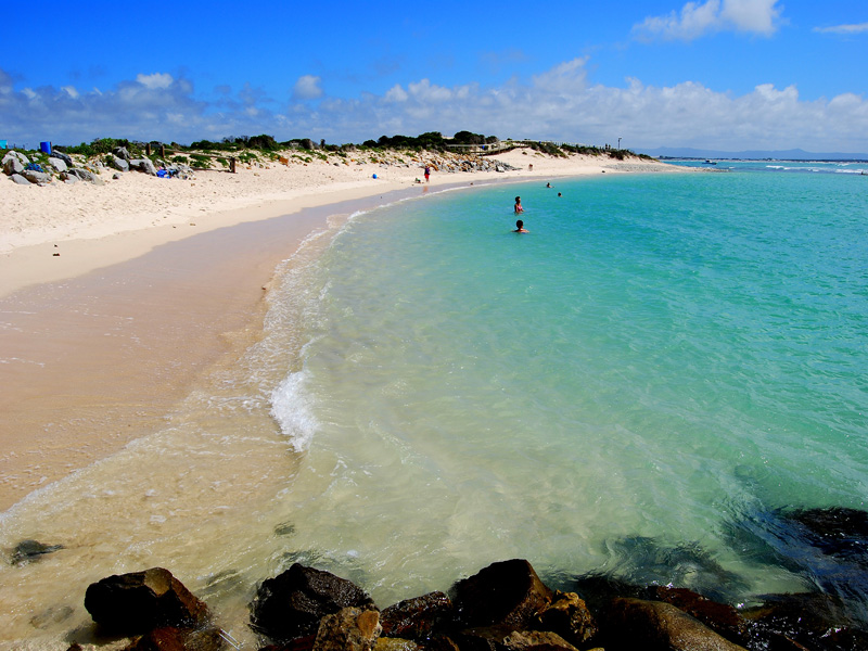 Cape Agulhas Beach